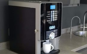 flexeye bean to cup coffee machine case study